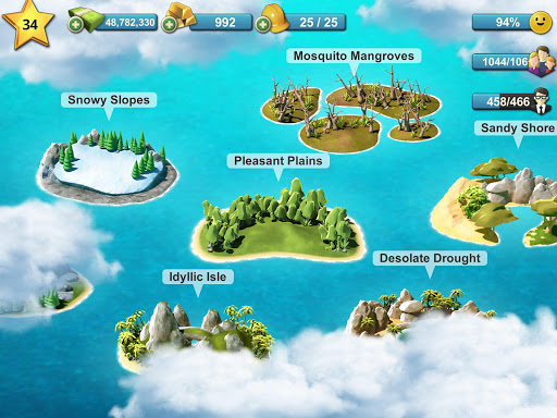 City Island 4 - Town Simulation: Village Builder 3.0.0 screenshots 14