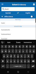 Concise Oxford Spanish Dictionary Mod Apk Download For Android 2