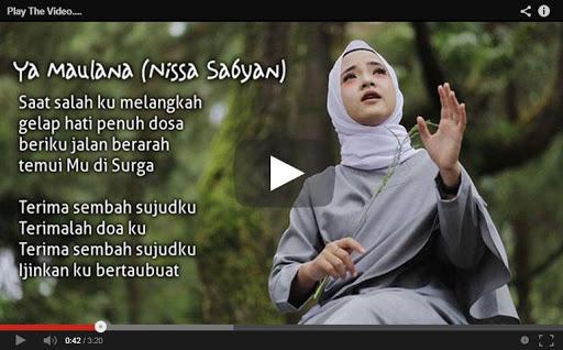 Sholawat Maulana Ya Maulana for PC