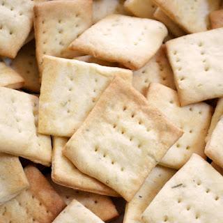Rosemary Crackers Recipe