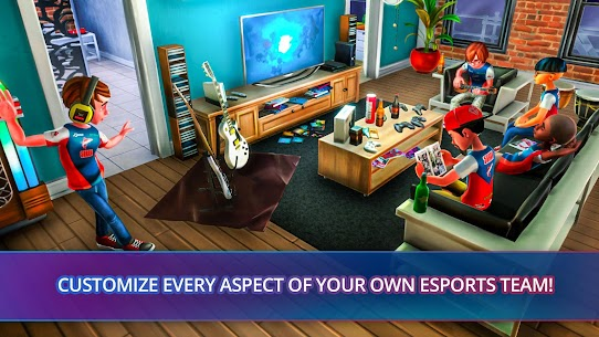 Esports Life Tycoon Apk Download For Android and Iphone 6