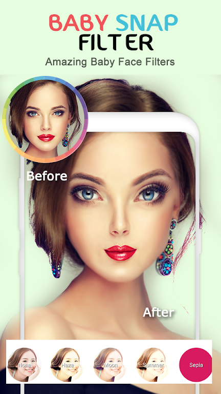 Download Baby Filter - Baby Photo Art APK latest version app for