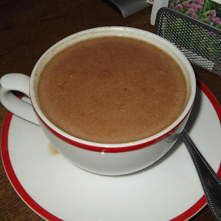 (Jamaican) Chocolate Tea