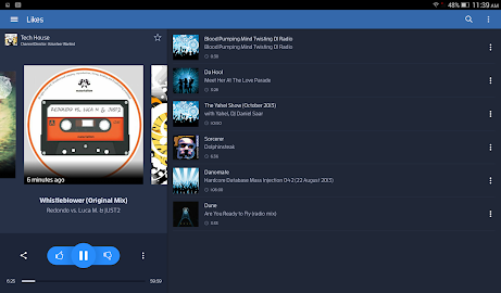 Digitally Imported Radio Screenshot 11