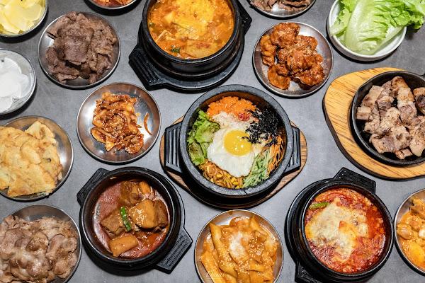 高雄三民|槿韓食堂-吃到飽韓式料理,30種料理吃撐肚!