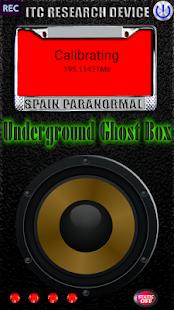Underground Ghost Box - náhled