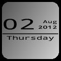 Mono Date Widget Lite icon
