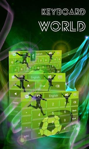 鍵盤世界杯|玩個人化App免費|玩APPs