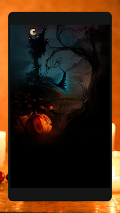 Halloween 3D Live Wallpaper - náhled