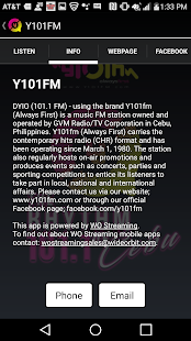 Y101FM Always First- screenshot thumbnail