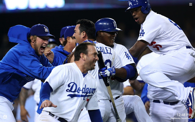Los Angeles Dodgers Hd Wallpapers New Tab