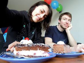 Photo: dortík po šlofíčku