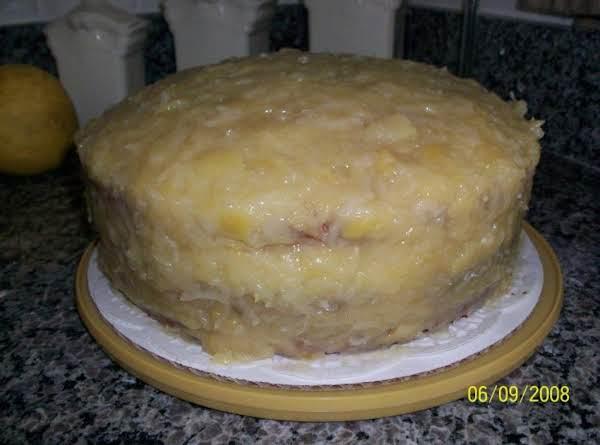 Seven-up Cake Recipe