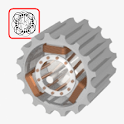 Asynchronous Motors Tools icon