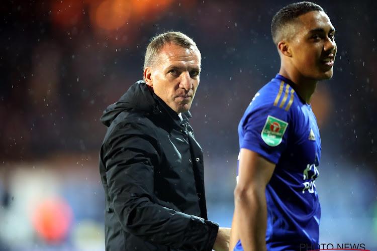 OFFICIEL: Leicester prolonge un défenssur