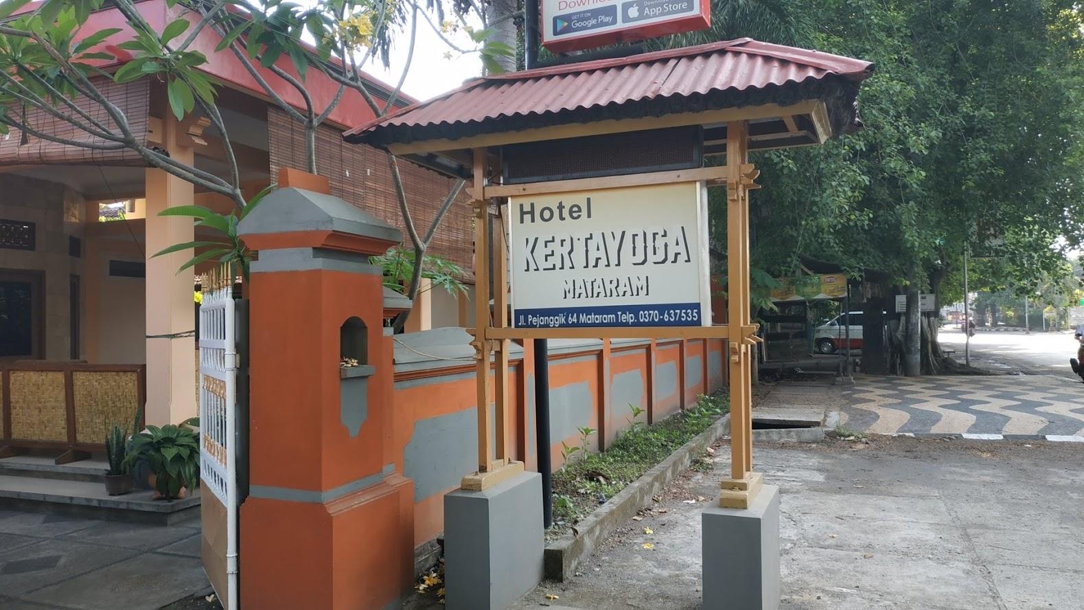 Hotel Kertayoga