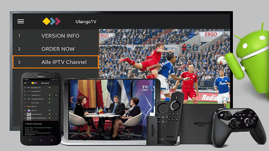 UlangoTV IPTV Explorer 2.0- screenshot thumbnail