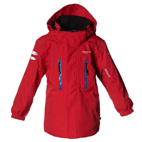 Isbjörn of Sweden Climber Hard Shell Jacket Happy Red