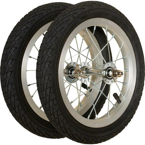 Strider Sports Running Bike Replacement Wheel: Alloy/Pneumatic; Pair
