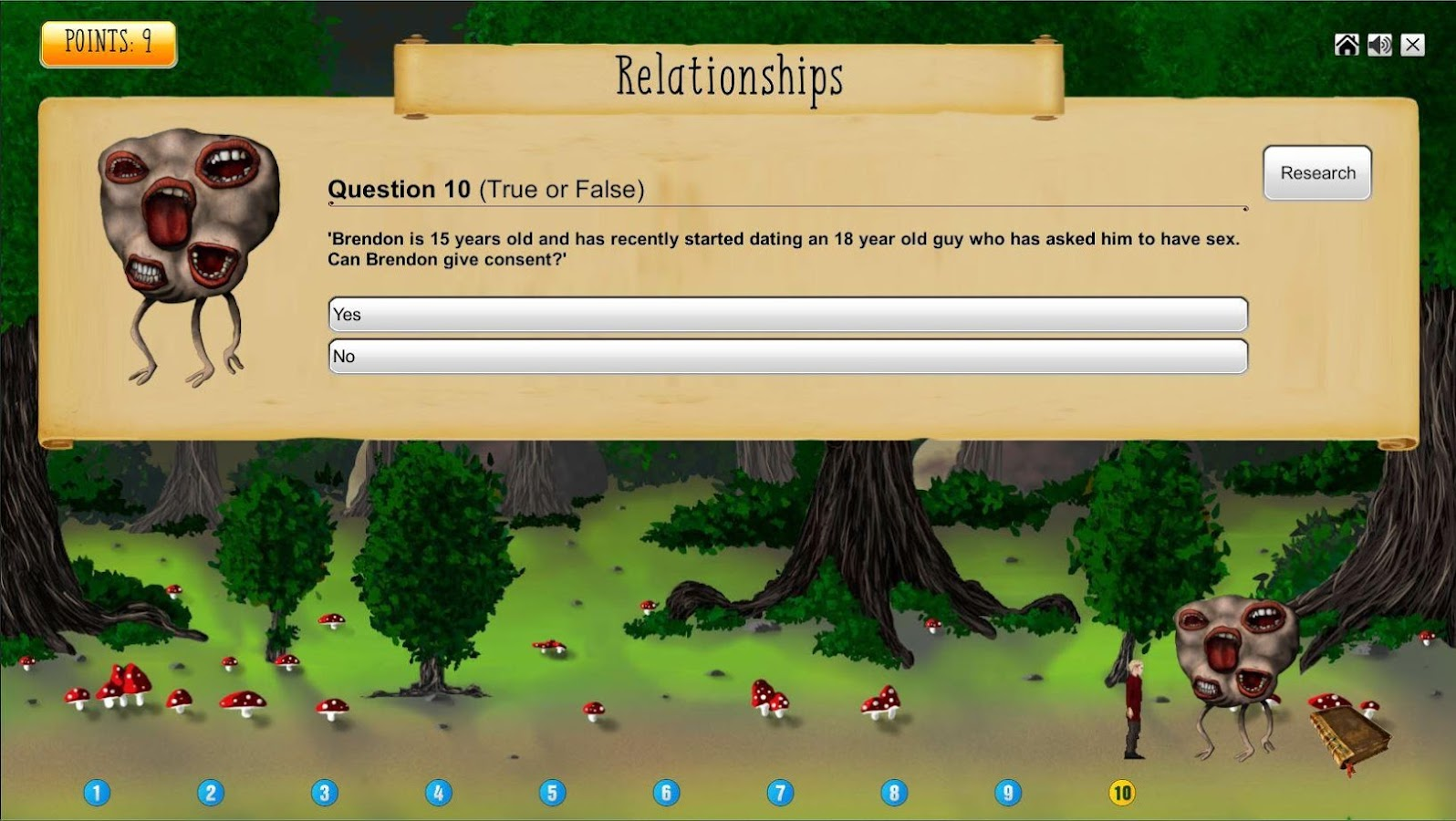 Quiz Quest- screenshot