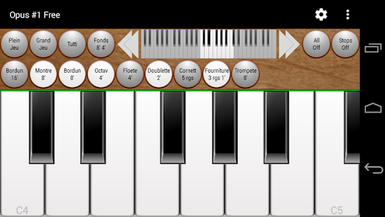 Opus #1 Free - The Pipe Organ- screenshot thumbnail