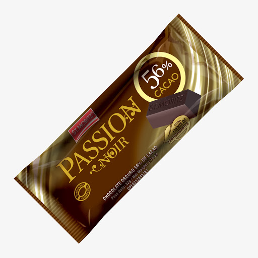 chocolate st moritz passion noir 56% cacao