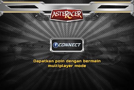 AsteRacer - náhled