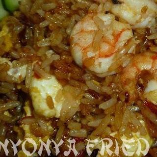 Nyonya Fried Rice.