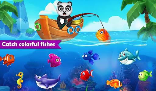 Happy Fisher Panda: Ultimate Fishing Mania Games 2.0 {cheat|hack|gameplay|apk mod|resources generator} 3