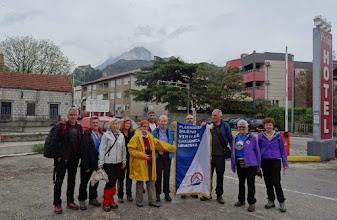 Photo: grupa koja kreće iz Ravča na Matokit