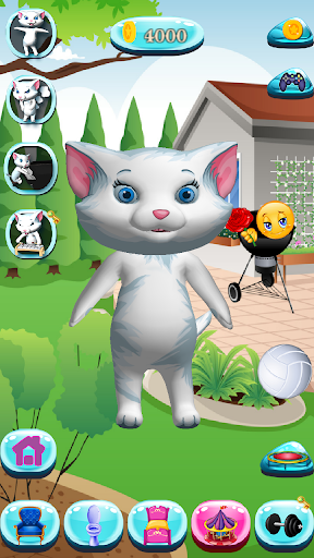 Talking Cat 2.4 screenshots 17