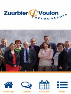 Zuurbier Voulon Accountants- screenshot thumbnail
