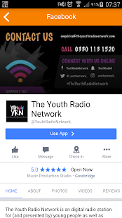 The Youth Radio Network- screenshot thumbnail