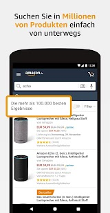Amazon Shopping Screenshot
