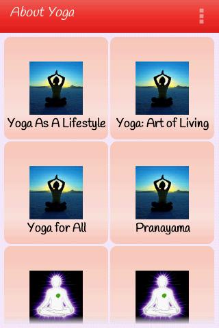 Yoga Asana Pranayama