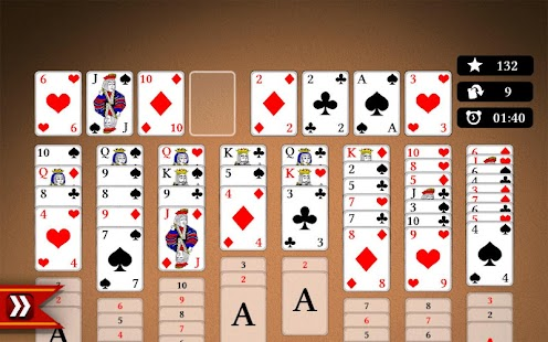 Freecell 2- screenshot thumbnail