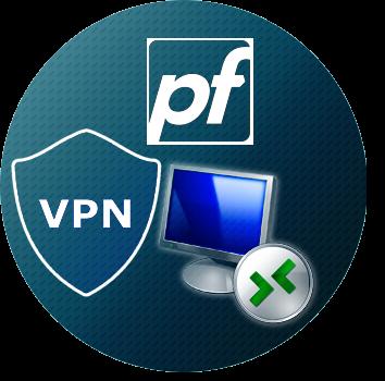 RDP through VPN without split tunnel PfSense feature Image
