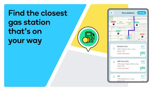 Waze Apk – GPS, Maps, Traffic Alerts & Live Navigation 4