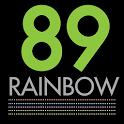 89 FM Rainbow icon