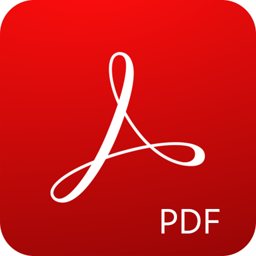Adobe Acrobat Reader: PDF Viewer, Editor & Creator Icon