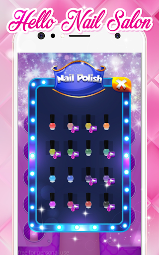 Hello Kitty Nail Salon  screenshots 2