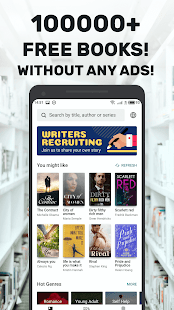 App AnyBooks📖free download library, novels &stories APK for Windows Phone