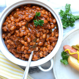 Barbecue Baked Beans.