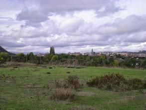 Photo: Etapa 22. Cami de Ponferrada (al fons).