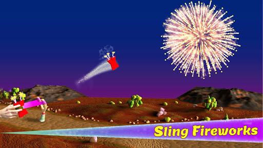 Slingy Shots screenshot 1