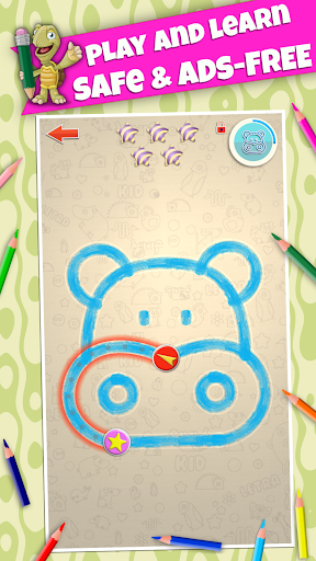 LetraKid: Writing ABC for Kids Tracing Letters&123 1.9.0 screenshots 7