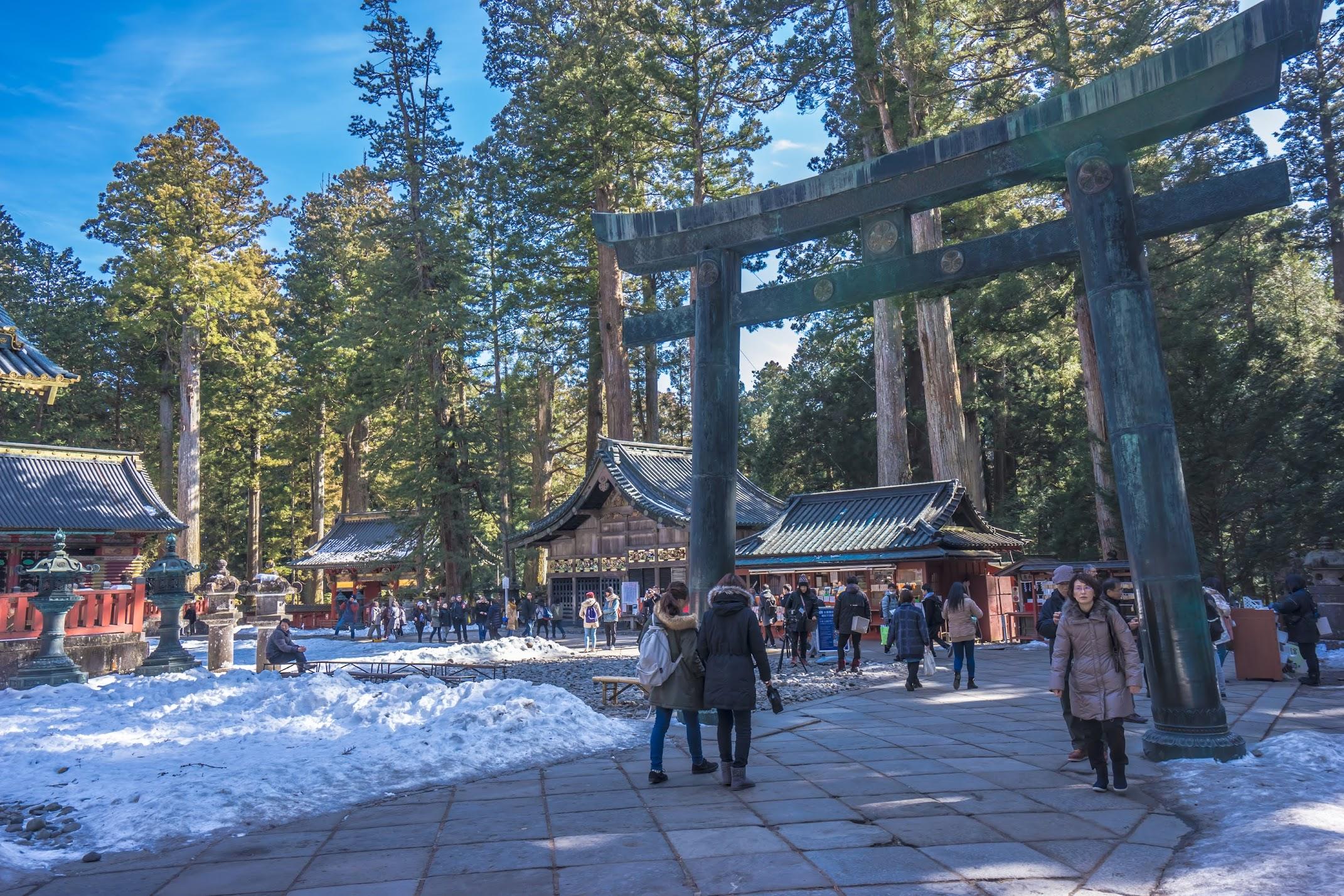 Nikko Toshogu Shrine4