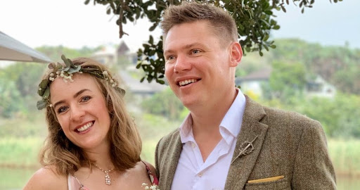 Bridal couple ask for donations instead of gifts to help settle Rhodes University student debt