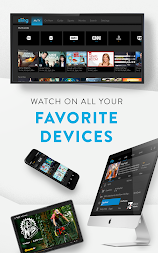 Sling TV: Get Live TV Streaming for $25/mo APK screenshot thumbnail 5