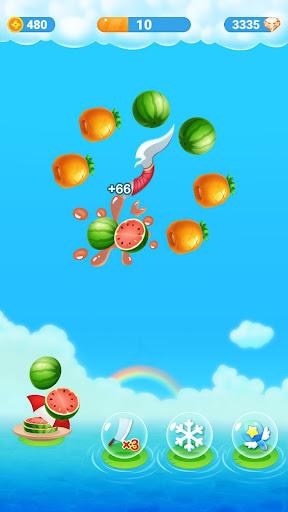 Fruit Blast - knife master apktram screenshots 2